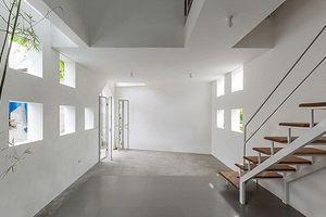 Ngôi nhà 3 tầng ở Nghệ An nổi bật trên báo Mỹ