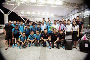 Bản tin thể thao trưa ngày 1.8: U.22 Việt Nam xuất ngoại cho mục tiêu vàng SEA Games