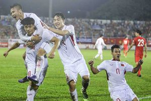 U-22 Việt Nam phải 'giải quyết' U-22 Indonesia