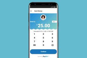 Đã có thể chuyển tiền PayPal qua Skype