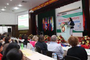 Hội thảo quốc tế về giảng dạy tiếng Anh trong thế kỷ 21: Thách thức và Cơ hội