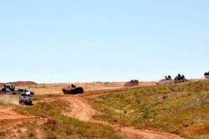 Đánh thẳng vào pháo đài cuối IS, quân đội Syria thắng lớn ở Đông Hama