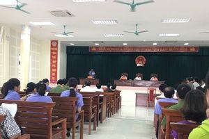 TAND tỉnh Quảng Bình: Mở phiên tòa rút kinh nghiệm chất lượng xét xử