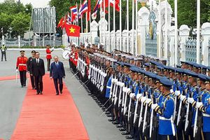 Thủ tướng Nguyễn Xuân Phúc thăm chính thức Thái Lan