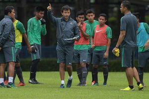 U.22 Indonesia tự tin sẽ thắng U.22 Việt Nam để vào bán kết