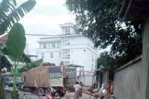Đôn đốc, chỉ đạo UBND huyện Tràng Định giải quyết
