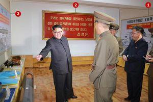 Triều Tiên lộ thiết kế tên lửa mới