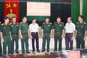Đảng ủy Quân sự tỉnh Hòa Bình: Chú trọng nâng cao trình độ đội ngũ cán bộ các cấp