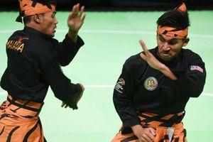 SEA Games 29: Indonesia tố Malaysia gian lận trong môn Pencak - Silat