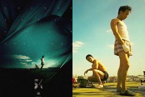 Hình ảnh Trương Quốc Vinh và Lương Triều Vỹ được chọn làm poster giải Kim Mã