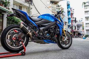 Dân chơi Việt chi nửa tỷ độ môtô Suzuki GSX-S1000