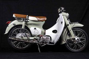 Xe máy Honda Cub C100 'nhái' giá chỉ 19 triệu đồng