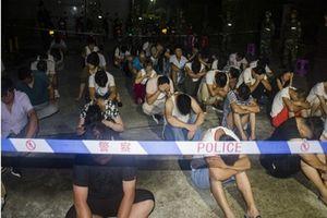 Thế giới nổi bật trong tuần: Trung Quốc bắt hơn 1.200 người trong đường dây lừa đảo đa cấp