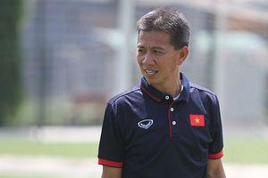 HLV Hoàng Anh Tuấn tuyên bố 'cứng' trước thềm VCK U18 Đông Nam Á