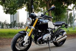 Triệu hồi xe môtô BMW R nine T 'dính lỗi' gắp sau
