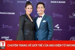 Á hậu Hoàng My, MC Phan Anh bất ngờ làm giám khảo Hoa hậu Hoàn vũ Việt Nam 2017