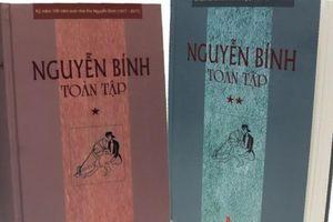 Ra mắt bộ sách 'Nguyễn Bính Toàn tập' nhân 100 năm ngày sinh nhà thơ