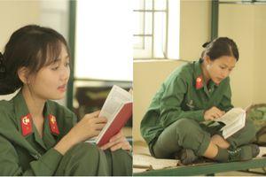 Dàn hot girl Việt xinh tươi cùng nhau... 'nhập ngũ'?