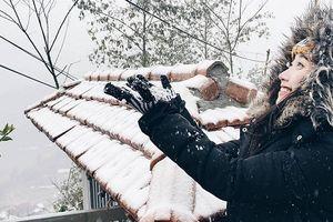 'Náo nức' vì tiểu kỷ băng hà khiến mùa đông HN có tuyết?