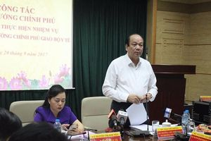 Bộ trưởng Mai Tiến Dũng: Hiệp hội Dược run không dám dự