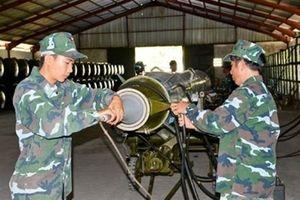 Việt Nam tự nâng cấp tên lửa C-75M