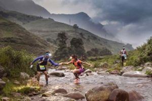 2.500 vận động viên tham gia cuộc đua chạy bộ đường núi tại Việt Nam