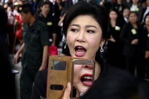 Thủ tướng Thái Lan tiết lộ nơi ẩn náu của bà Yingluck sau khi tòa tuyên án