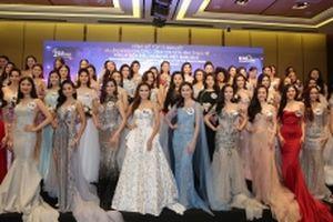 70 người đẹp lọt vào bán kết Hoa hậu Hoàn vũ Việt Nam