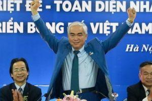 'Hội nghị Diên Hồng bóng đá': Chủ tịch VFF lại mất tích bí ẩn