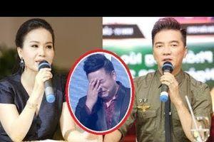 Mr Đàm, Cẩm Ly 'song kiếm hợp bích' mỉa mai khiến Quang Lê bẽ mặt trên ghế nóng