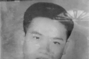 Đồng chí Hoàng Văn Khương hy sinh tại Khe Tre-Nam Đông (Thừa Thiên-Huế)