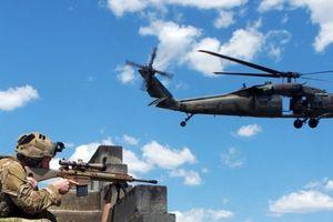3 lính đặc nhiệm mũ nồi xanh của Mỹ bị phục kích, bỏ mạng tại Niger