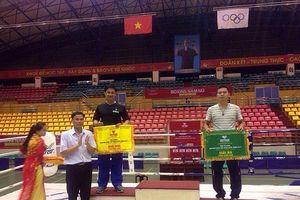 Lùm xùm boxing Việt Nam: Liên đoàn xin lỗi vì kết quả không chính xác