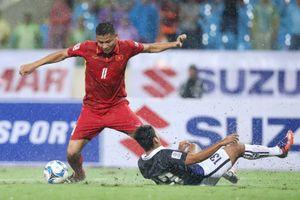 Thắng thuyết phục, tuyển Việt Nam rộng đường vào VCK Asian Cup 2019