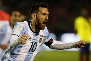 Clip vòng loại World Cup 2018: Argentina ngược dòng 'thần thánh', Chile thua đậm Brazil