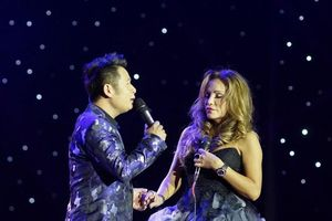 Thanh Hà, Bằng Kiều, Uyên Linh mang tiếng hát đến miền Trung