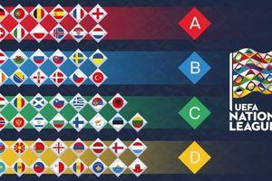 UEFA Nations League và giấc mơ giải đấu hấp dẫn ngang EURO