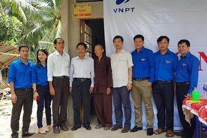 VNPT trao Nhà tình nghĩa cho gia đình chính sách tại Tiền Giang