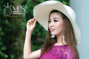 Thí sinh Miss Photo 2017: Ngô Thị Mỹ Duyên