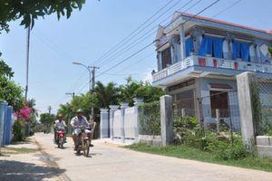 Hiệu ứng '5 không, 3 sạch' trong xây dựng nông thôn mới ở Hòa Tân Đông