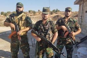 Quân đội Syria giải phóng đảo Saqr ở Đông Deir Ezzor