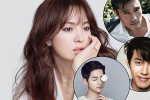 Nhìn lại những 'người tình màn ảnh' của Song Hye Kyo, 'Song - Song' mới là chân ái