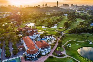 Toàn cảnh 4 sân golf trong giải đấu WAGC tại Malaysia