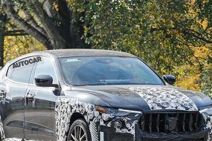 Maserati sắp trình làng Levante GTS mới, mạnh 523 mã lực