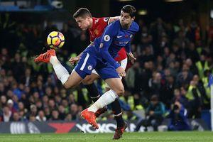 Khoảnh khắc ấn tượng vòng 11 Premier League: Morata 'xỏ mũi' Herrera