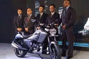 Môtô giá rẻ Suzuki Intruder 150 giá 34 triệu tại Ấn Độ