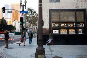 Bị chỉ trích dữ dội, Disney ngừng cấm cửa Los Angeles Times