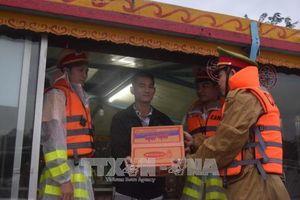 Thừa Thiên - Huế nỗ lực khắc phục hậu quả mưa lũ