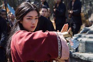 Bóng hồng duy nhất trong phim võ thuật của Jack Ma đẹp hút hồn
