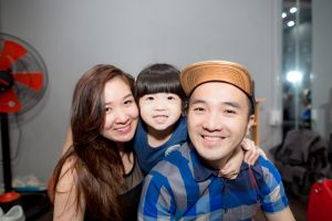 Dương Ngọc Thái thừa nhận từng có con riêng với một fan Việt kiều